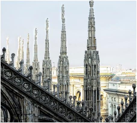 pinaculos-catedral-milan-MonedasOroPlata