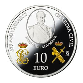 moneda-175-aniversario-guardia-civil