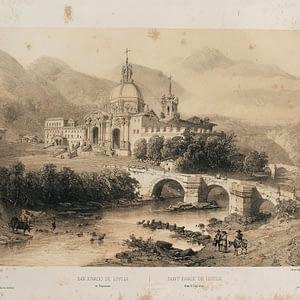 San Ignacio de Loyola (Guipuzcoa). País Vasco Artístico y Monumental. cARTEm COINS