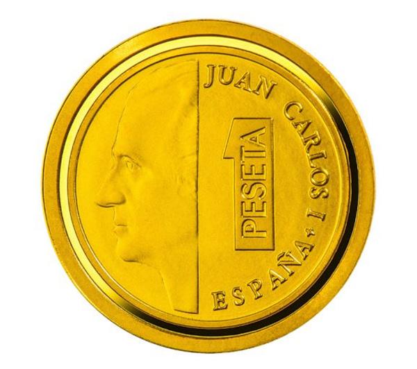 Reverso Joyas numismáticas 2017. Casa de Borbón. 20 EURO. cARTEm COINS