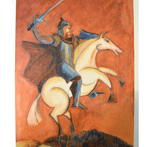 Grabado El Cid Campeador - El Cid. cARTEm COINS
