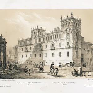 Palacio del Conde de Monterrey (Salamanca) - Castilla y León Artístico y Monumental. cARTEm COINS