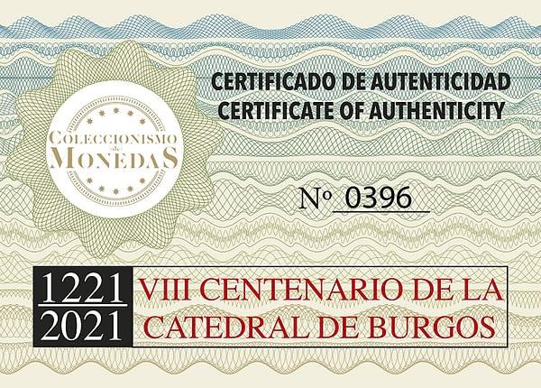 certificado-catedral-burgos